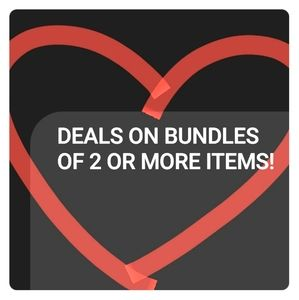 Other - Create a bundle, I'll send you a sweet deal!